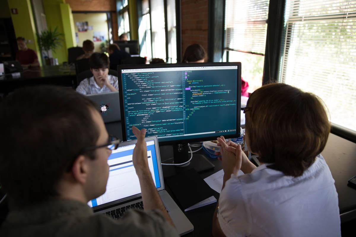 Servicios de Desarrollo de Software